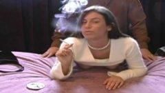 Jackie Ashe – Smashed Doggy While Smoking