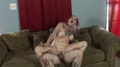 Chassidy Lynn – Smoking MILF, POV Doggy Cream Pie