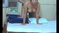 Jalandhar Cantt Servant Monica Doggy Gaping And Asshole Ruined