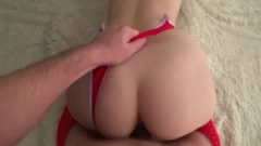 Marvelous Teen Barbie Smashed Raw Her Tight Small Pussy & Big Cum-Shot