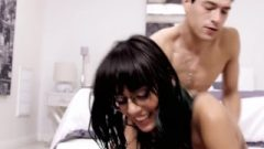 Nasty Petite Janice Griffith Dirty Talking POV Nailing