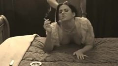 Titillating Whore Love To Get Destroyed While Smoking