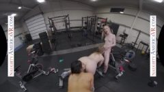 Vr Triple Intercourse In The Gym With Dolly Leigh, Emily Willis & Emma Starletto